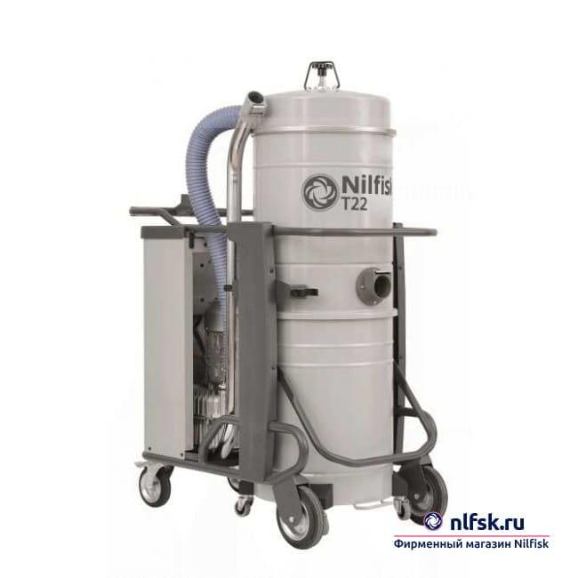 Промышленный пылесос Nilfisk T22 L50