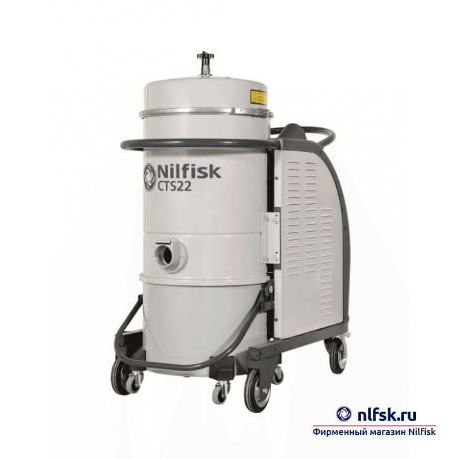 Промышленный пылесос Nilfisk CTS 22