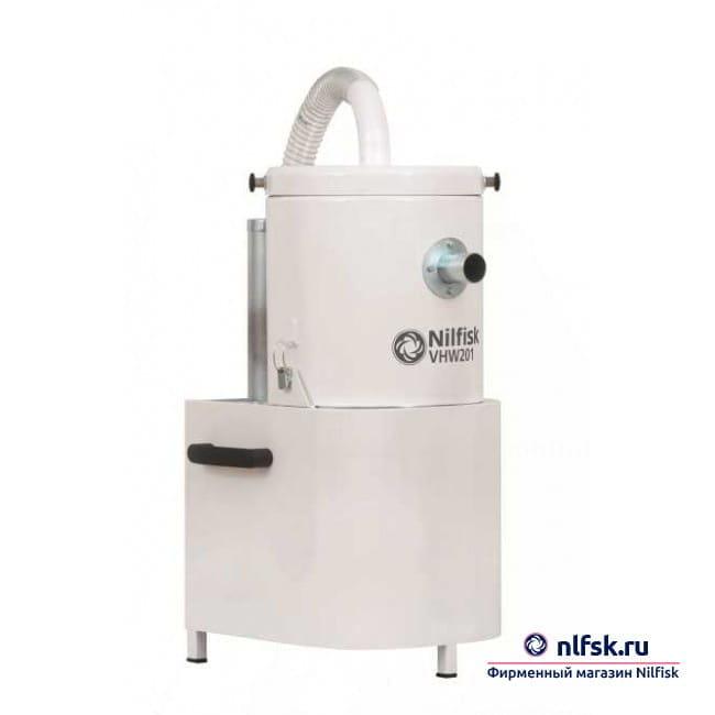 Промышленный пылесос Nilfisk VHW201