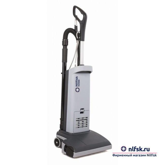 Вертикальный пылесос для сухой уборки Nilfisk VU500 15
